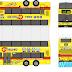 """[網頁更新]加入城巴廣告紙巴士""""要租車, CALL城巴""""252@88R。"""