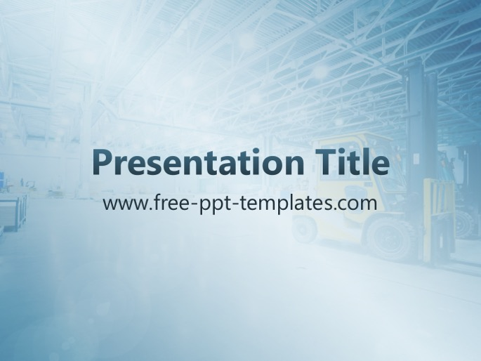 Warehouse powerpoint template toneelgroepblik Images