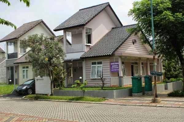 Rumah Nyaman di kawasan Elit Bogor Nirwana Residence