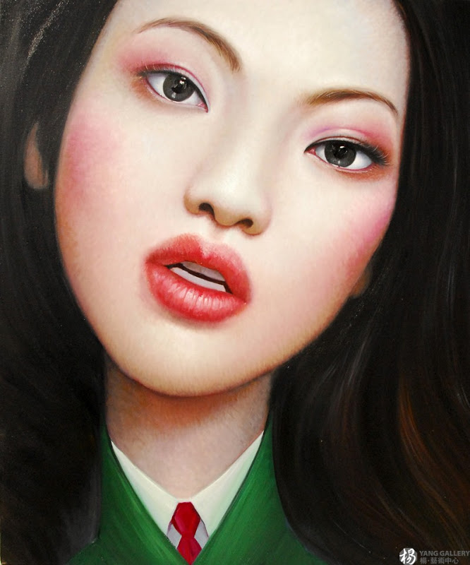 Gorgeous Paintings By Zhang Xiangming