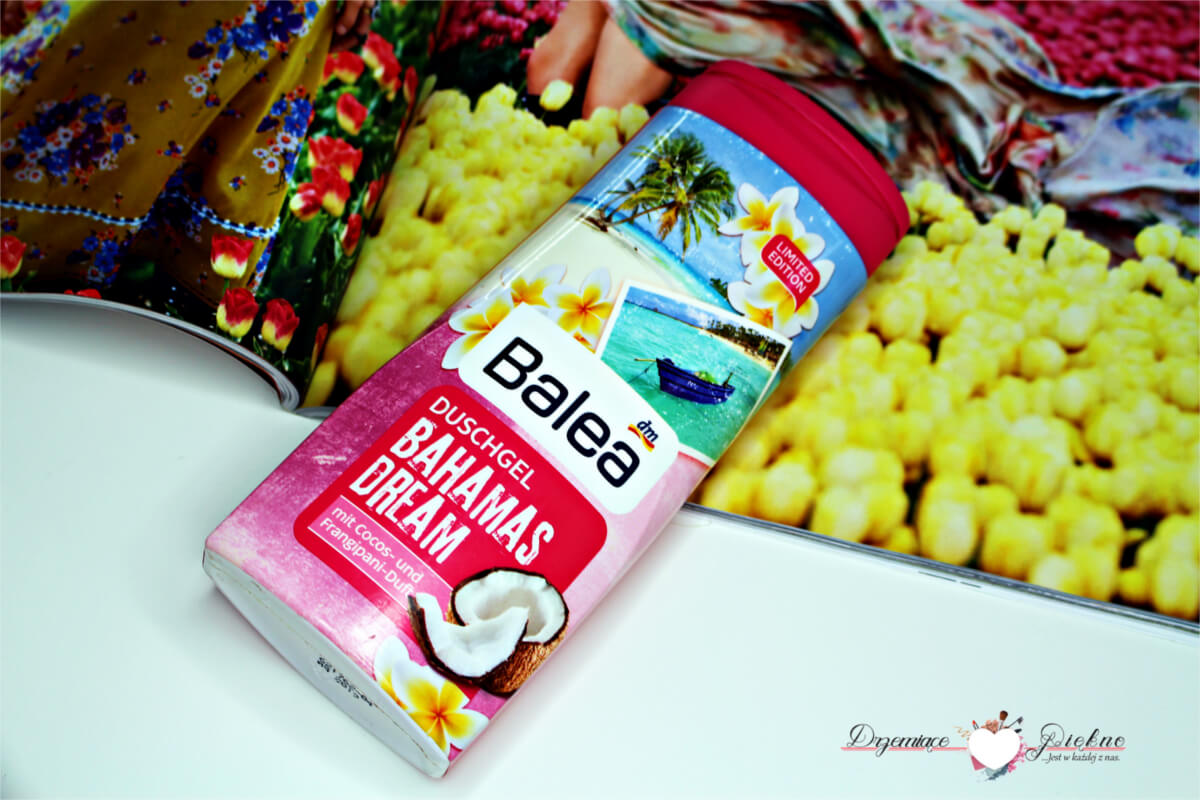 Balea Bahamas Dream żel pod prysznic