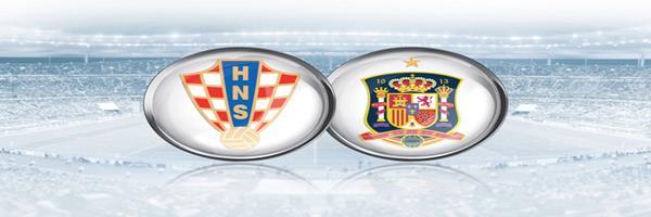 إسبانيا تضرب شباك المنتخب الكرواتى بسداسية نظيفة