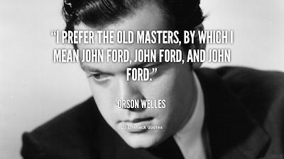 Resultado de la imagen de frases de John Ford