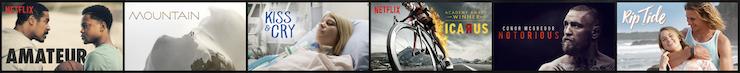 Netflix Codes - Sports Movies