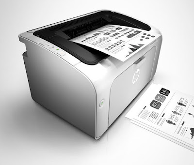 HP LaserJet Pro M12A Printer Driver Download