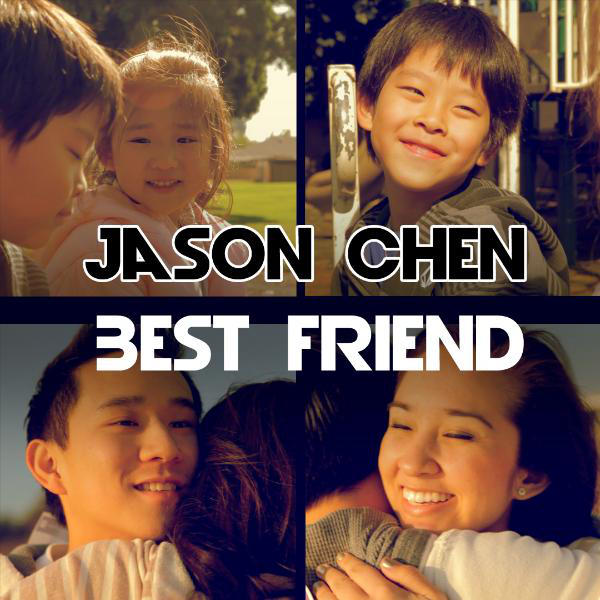 best friend jason chen album cover