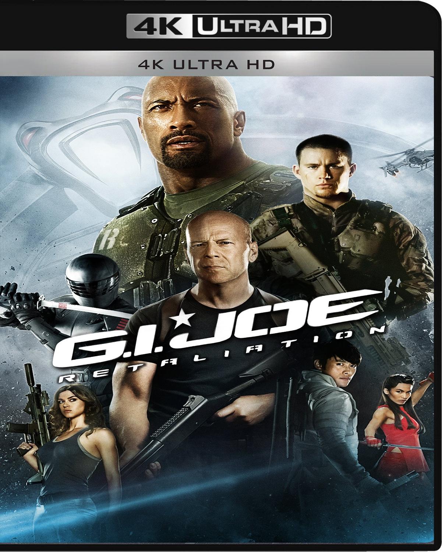 G.I. Joe: Retaliation [2013] [UHD] [2160p] [Latino – Castellano]