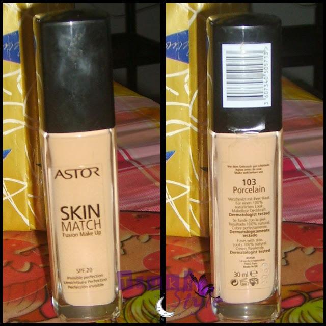 skin match astor