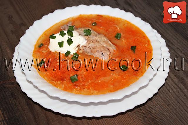 рецепт капустняка с фото