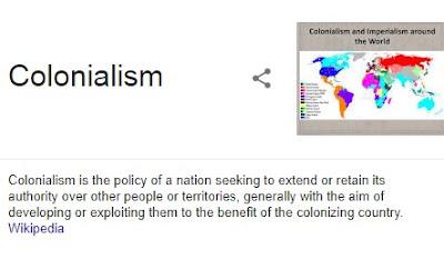 pengertian kolonialisme