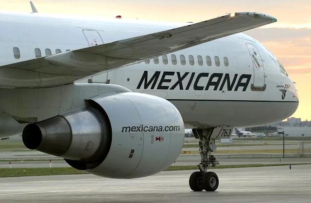 Presentarán a nuevo gobierno plan para revivir a Mexicana de Aviación