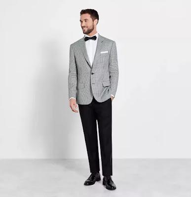 k'Mich Weddings - wedding planning - tuxedo idea - BLK Tux