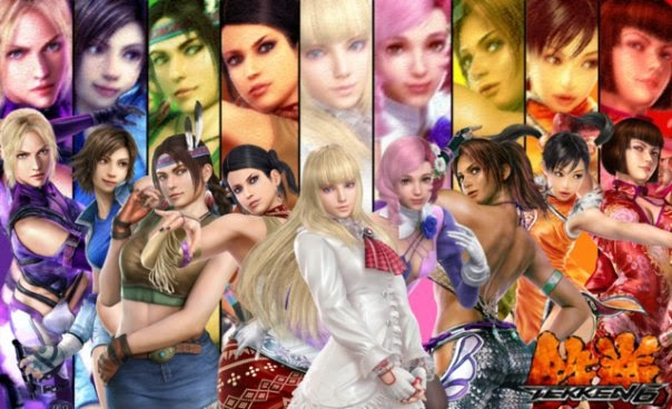 Top 10 Best Female Fighters Of Tekken City Boy Geekiness