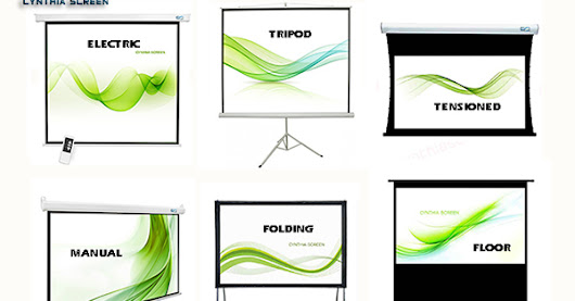 Professional Manufacturer of Projector Screens
