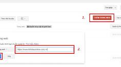 Khái báo Sitemap với tối ưu SEO cho Template TinhDauOnline