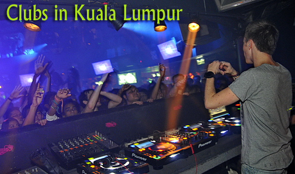 Kuala Lumpur Dance Clubs