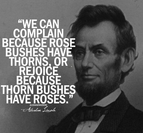 Abraham Lincoln Famous Quotes: Abraham Lincoln Quotes