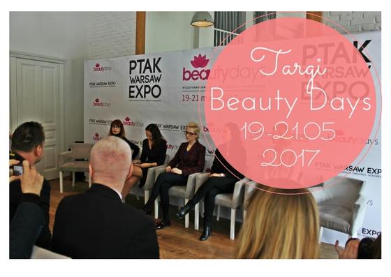 Międzynarodowe Targi Fryzjerskie i Kosmetyczne Beauty Days już w ten weekend 19-21 maja 2017