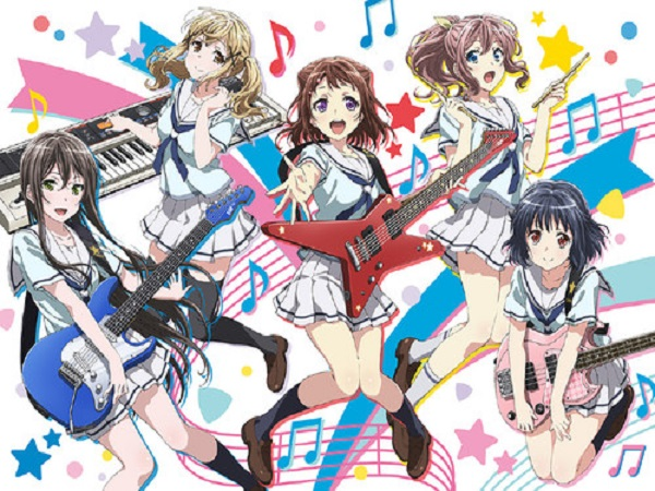 Sinopsis Anime BanG Dream! 2017, Cerita Anime BanG Dream! 2017, Kisah Anime BanG Dream! 2017