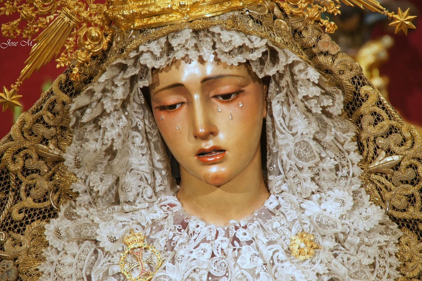 María Stma. de la Esperanza - Trinitaria - Sevilla