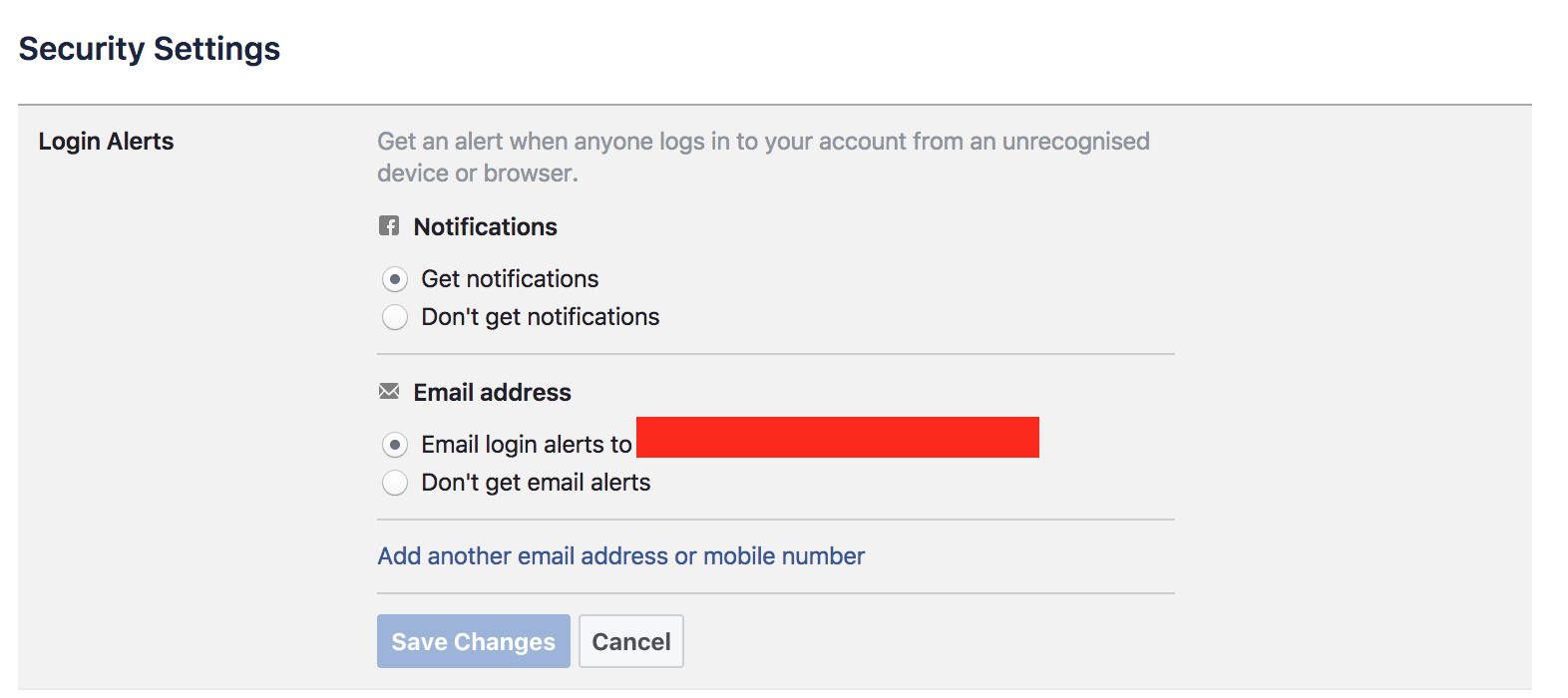 How to prevent your facebook account from getting hacked?