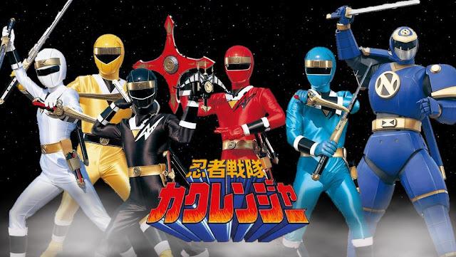Ninja Sentai Kakuranger Sub Indo