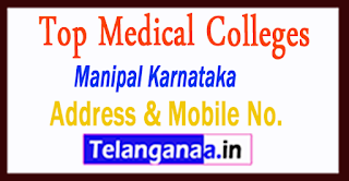 Top Medical Colleges in Manipal Karnataka
