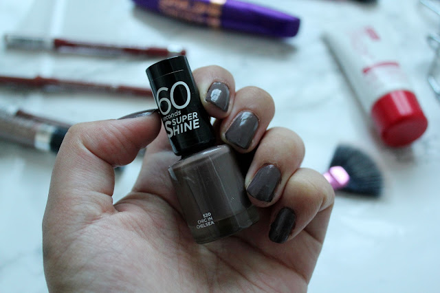 Chic in Chelsea polish review