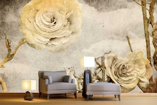 Floral Wallpaper For Walls