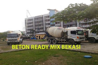 HARGA BETON COR READY MIX BEKASI PER M3 2019
