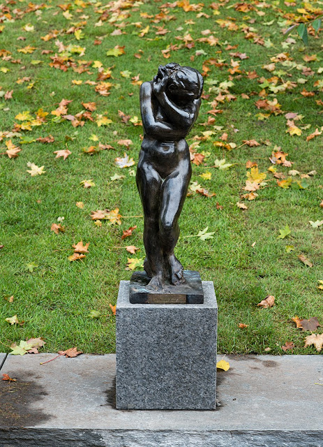 Rodin's 'Eva,' 1881, will be just one of the 30 sculptures located in Ekeberg Park when it opens in Oslo, Norway. The park will celebrate 'feminine inspired in all its diversity.' All photography is the property of Ekebergparken.com. Unauthorized use is prohibited.