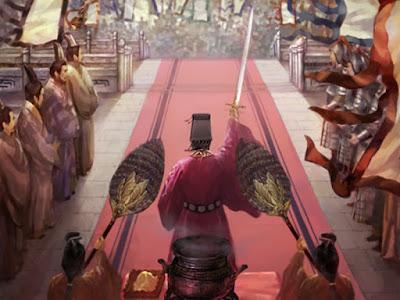 การณ์แปรปรวนในราชสำนัก