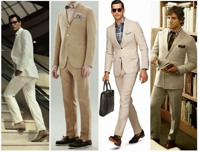Un caballero vestido de Lino  70808deacb71