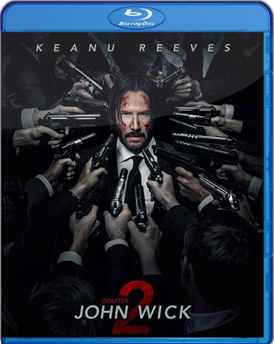 John Wick: Chapter Two [2017] [BD25] [Latino] [Proper]