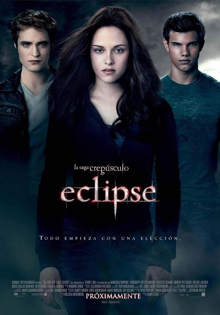 Cartel: La saga Crepúsculo: Eclipse (2010)