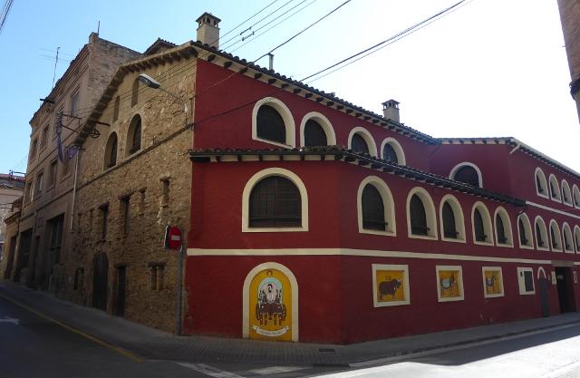 Museu del Traginer, vista exterior