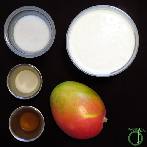 Morsels of Life - Mango Panna Cotta Step 1 - Gather all materials.