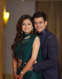 Drashti Dhami Bersama Suami