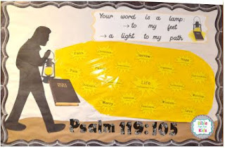 https://www.biblefunforkids.com/2019/06/gods-word-is-lamp-bulletin-board.html