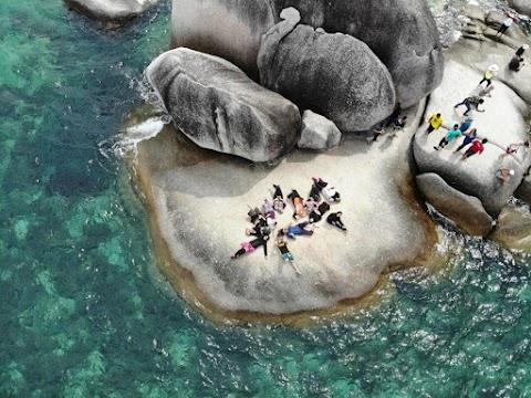 Belitung Island Journey Day 3: Ketenangan Yang Ku cari Rupanya Tersembunyi Di Sini