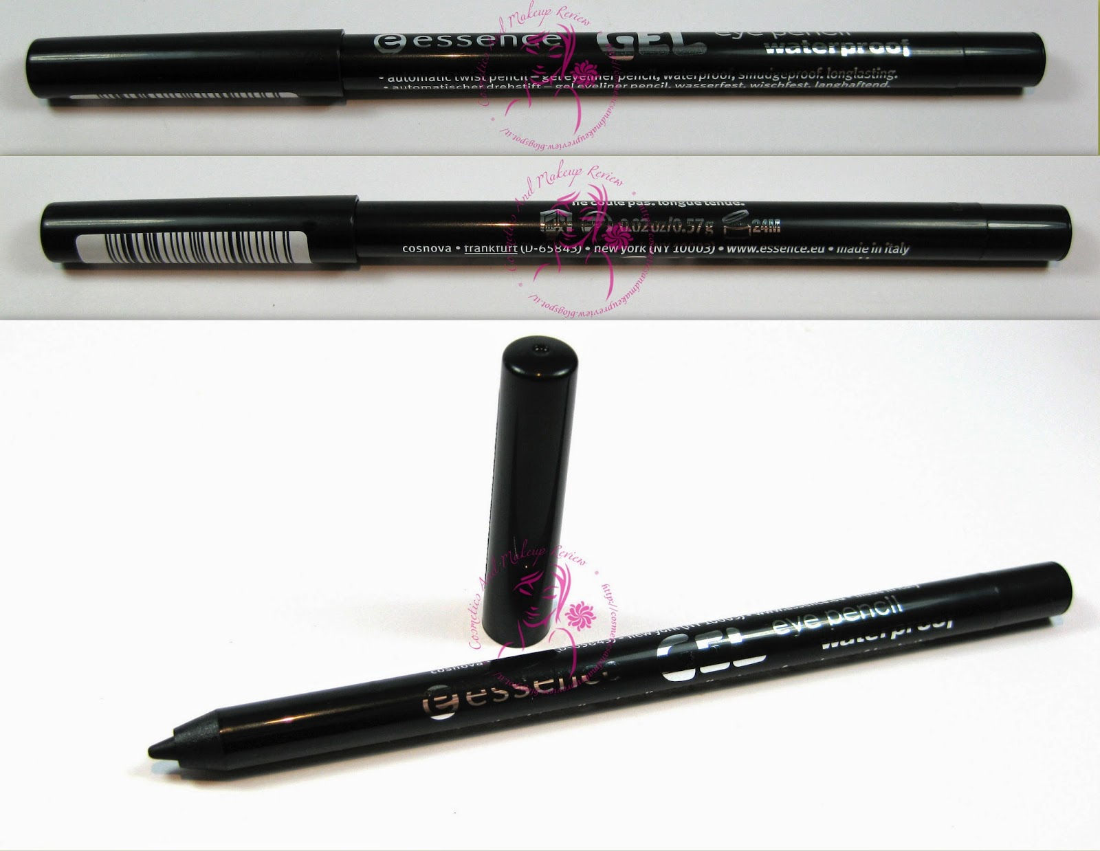 Essence - Gel Eye Pencil Waterproof - descrizione