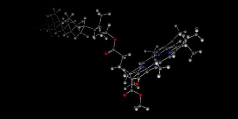 http://alteredqualia.com/canvasmol/#Chlorophyll