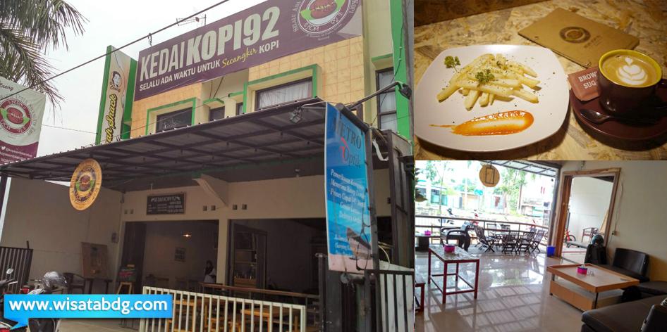 Kedai Kopi 92  Jln Terusa Alfathu Soreang