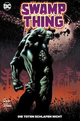 Swamp Thing | Die Toten schlafen nicht | DC-Comic aus dem Panini-Verlag