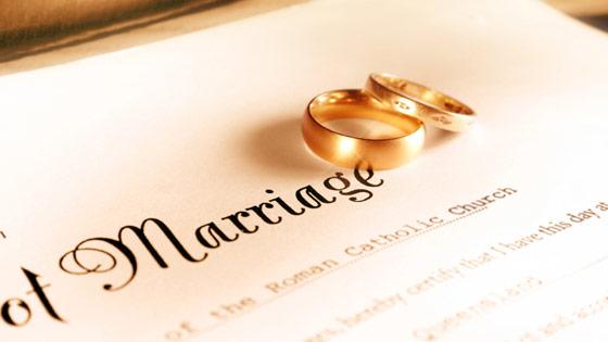 Documentos para casar em Las Vegas