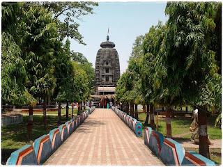 Kichakeshwari Temple