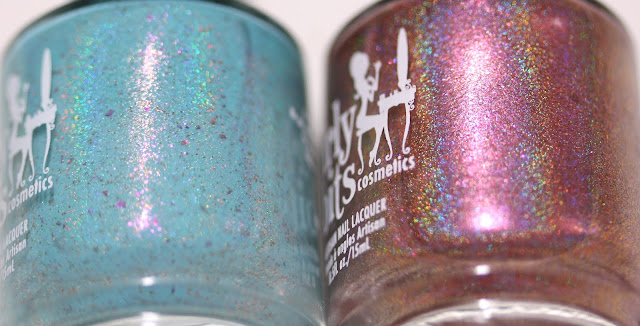 Girly Bits April CoTM 2017 Robin Me Blind & All Bronze No Brains