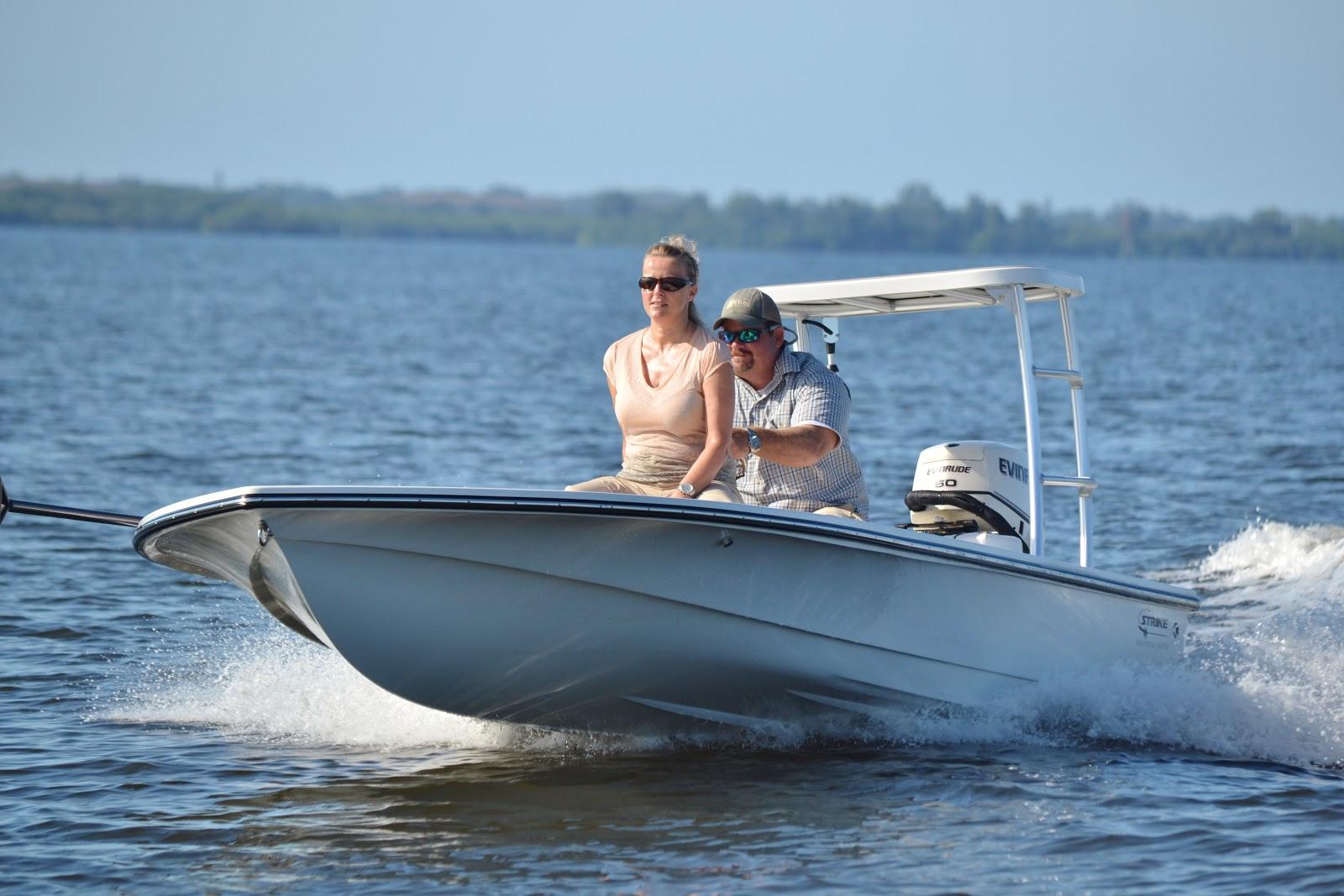 The Pine Island Angler: Boat Review: Beavertail Skiffs New Strike