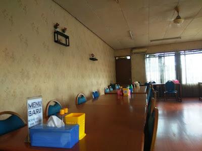Lantai 2 RM Pondok Borneo 1 Samarinda