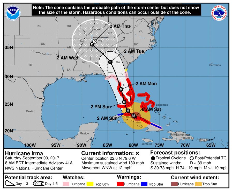 CQ Newsroom: Hurricane Watch U...